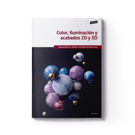 Material Didáctico Módulo 4: Color, iluminación y acabados 2D y 3D