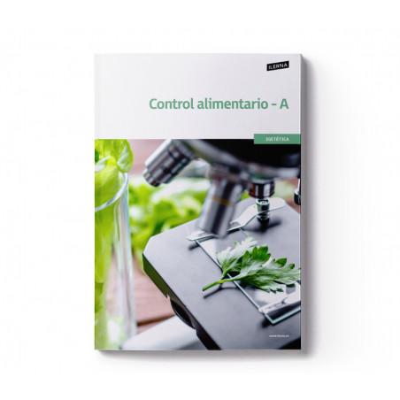 Material Didáctico Crédito 4A: Control alimentario
