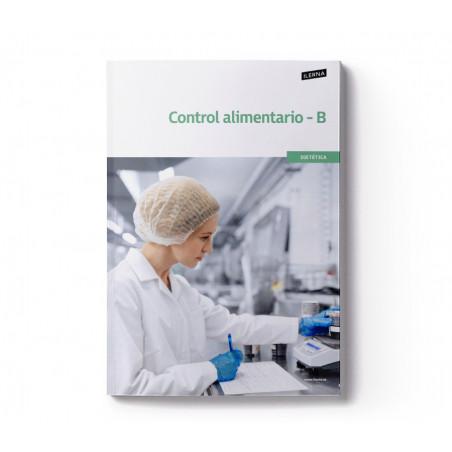 Material Didáctico Crédito 4B: Control alimentario