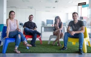 equipo de la secretaría académica de ILERNA Online