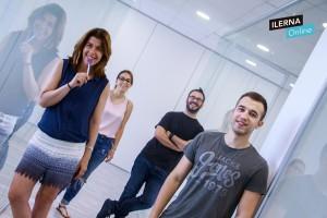 equipo de secretaría académica de ILERNA Online