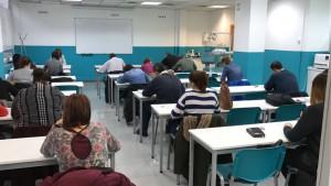 simulaciones de examen en Madrid