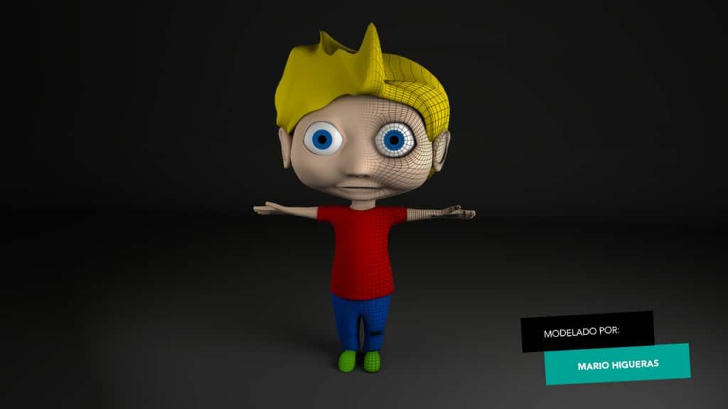 Modelado 3D FP Online