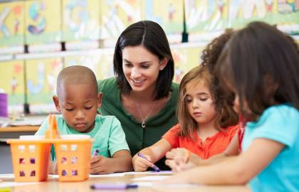 currículum de Educación Infantil