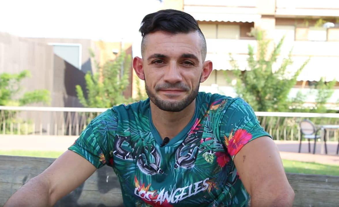 Óscar Rubio es futbolista profesional y compagina sus estudios en ILERNA Online con su carrera futbolística