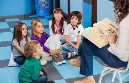 globalización en Educación Infantil