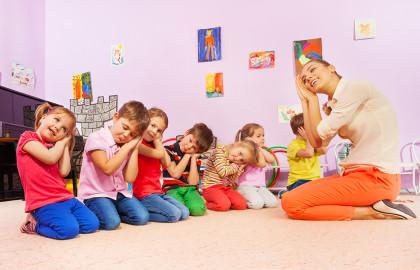 transversalidad en Educación Infantil