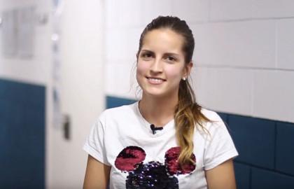 Mary compagina su vida familiar y laboral con su formación en ILERNA Online