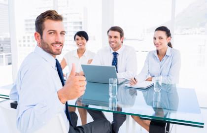 Las claves para superar con éxito una entrevista de trabajo