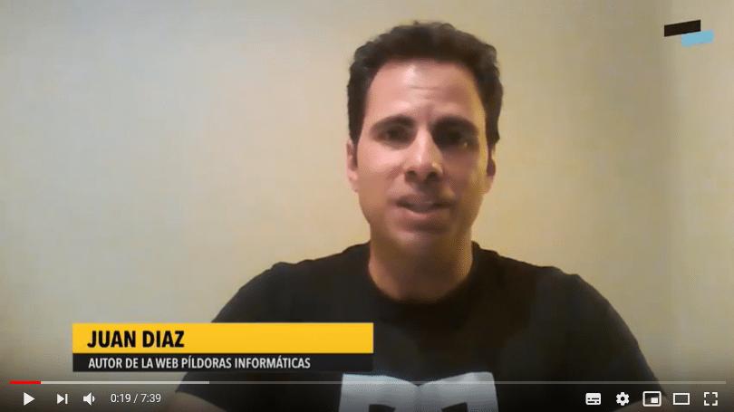 Consejos de Juan Díaz para aprender a programar