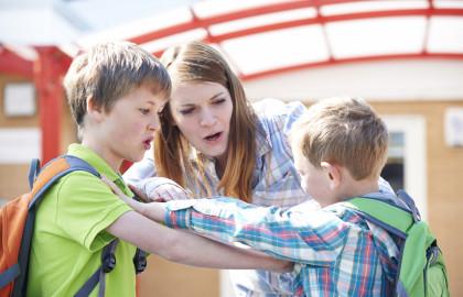 La mediación escolar es una vía para resolver conflictos