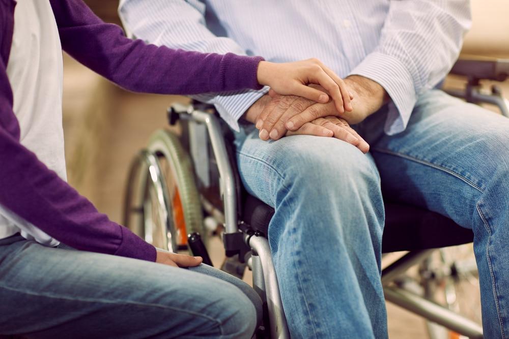 Las personas con movilidad reducida también gozan de autonomía e independencia.
