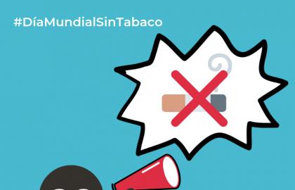 El tabaco es responsable de: 50 % de cáncer en cavidad oral, 70% de cáncer en laringe y 50% de cáncer en esófago