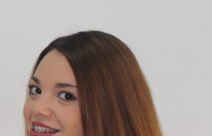 Lidia López es una alumna recién titulada en el ciclo de Higiene Bucodental