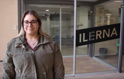 Gabriela estudia actualmente el ciclo de Higiene Bucodental de ILERNA Online