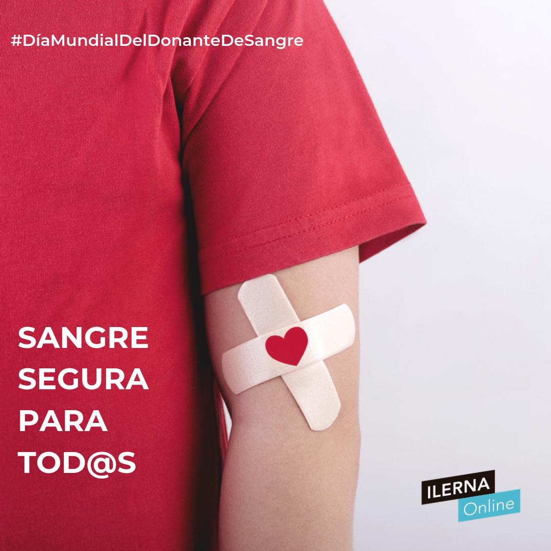 Donar sangre salva miles de vida en todo el mundo cada año