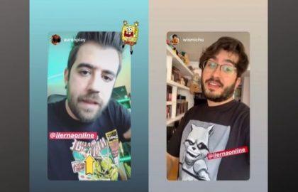 Los youtubers Auronplay y Wismichu ayudan a buscar #ElCocheDeLaura