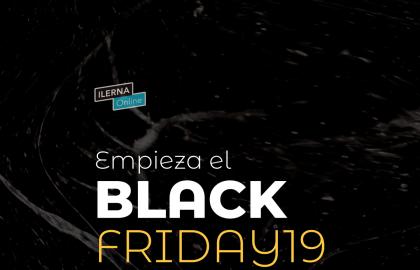 ¡No dejes escapar el Black Friday de ILERNA Online y aprovecha el descuento de 60 euros!