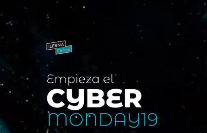 ¡Aprovecha el descuento de 30 euros del Cyber Monday de ILERNA Online!