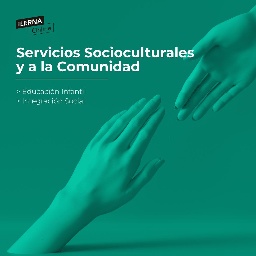 ¡Conoce nuestros ciclos de Servicios Socioculturales y a la Comunidad!