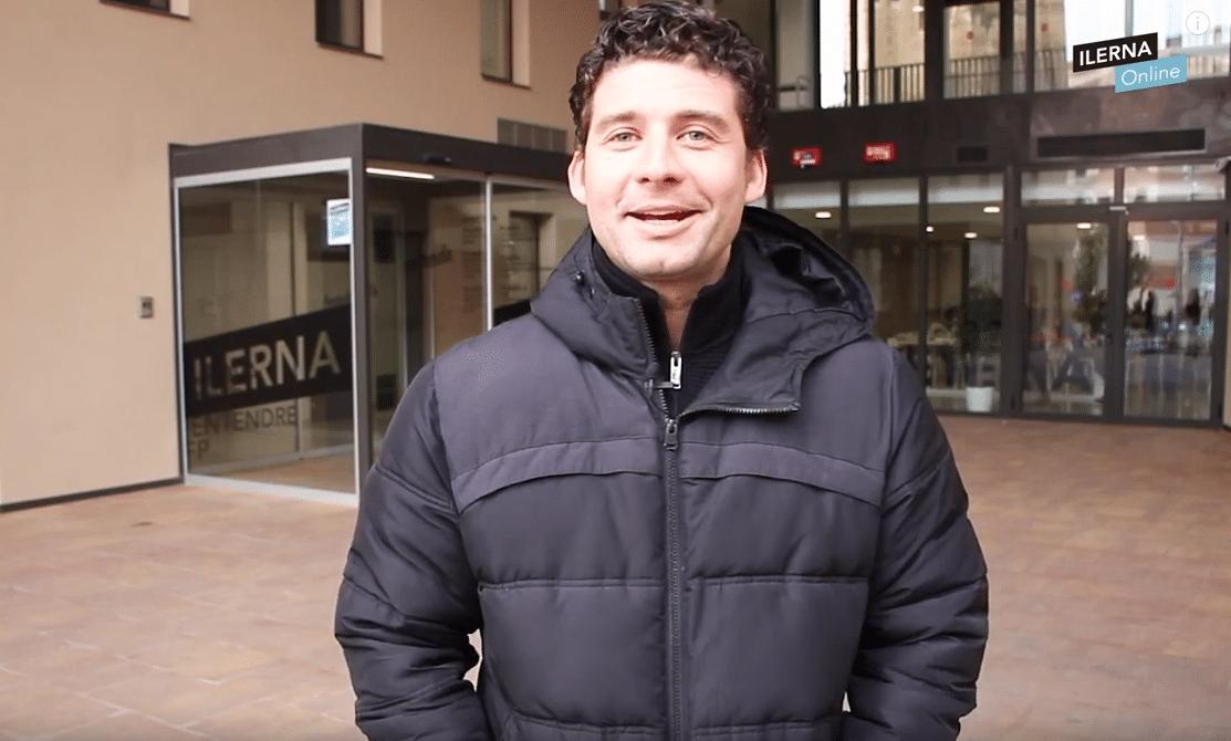 Nuestro alumno Julio os explica por qué decidió estudiar la FP de Dietética en ILERNA Online
