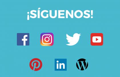 Sigue las redes sociales de ILERNA Online y no te pierdas nada