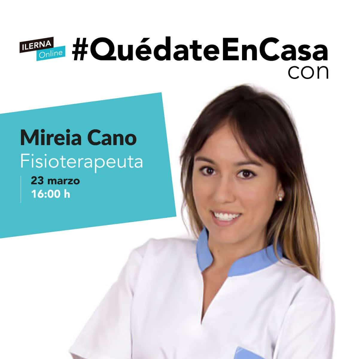 Mireia Cano, fisioterapeuta