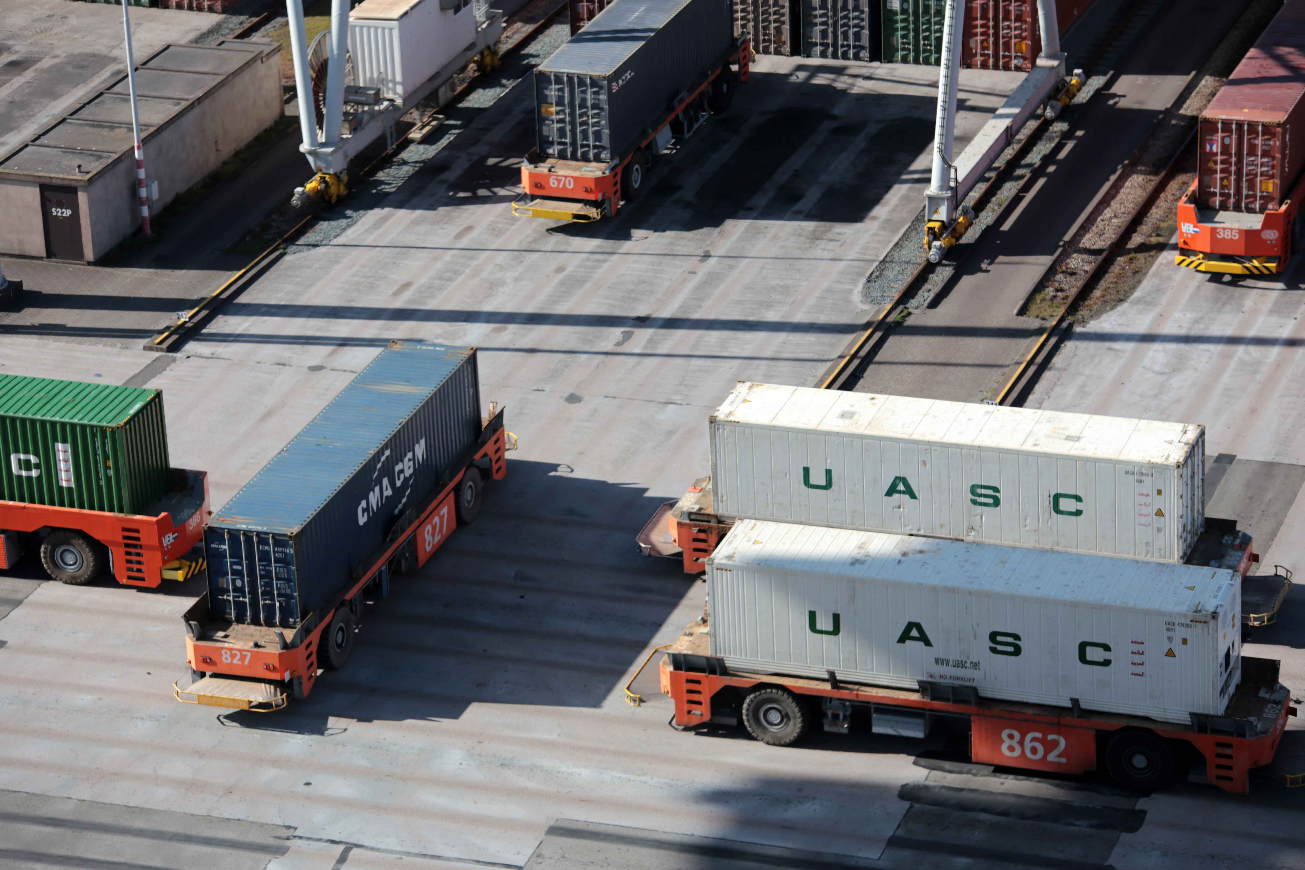 Formación profesional en logística y transporte