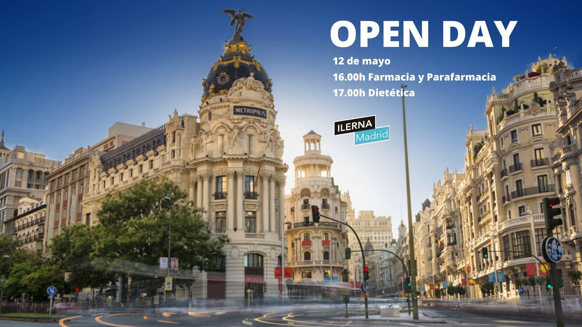 Open Day para que conozcas desde casa ILERNA Madrid