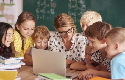 El uso de las TIC en la educación infantil