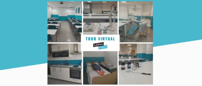 Conoce las instalaciones de ILERNA Madrid a través de este Tour Virtual.