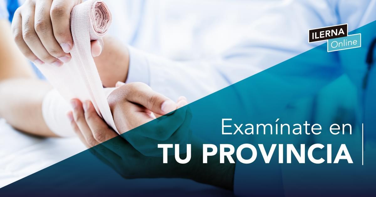 Auxiliar De Enfermería Ilerna Online Fp A Distancia